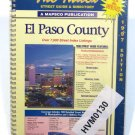 The Index Atlas El Paso County Texas 1997 mapsco