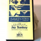 Jay Sankey Sankey-tized v1 and 2 close-up magic VHS