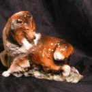 Ron Hevener Collectible Dancing Collie Dog Figurine