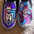 Monster High hand painted shoes