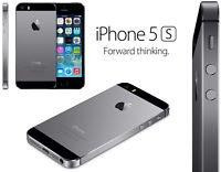 Iphone 5s -16 Gb - Slate Gray + Michael Kors Phone Case +Stylus Pen