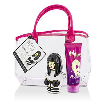Onika Coffret Eau De Parfum Spray 100ml/3.4oz  Pink Friday Body Lotion 200ml/6.