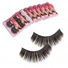 20 Pairs Soft Synthetic Fiber False Eyelash Style HR133