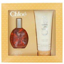 CHLOE by Chloe Gift Set 3 oz  6.8 oz Body Lotion