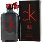 CK ONE RED EDITION by Calvin Klein