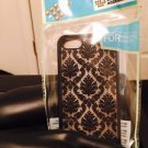 Iphone 5/5S Black Lace Case