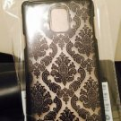 Samsung Galaxy Note 4 Black Lace Case