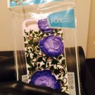 Iphone 5/5S Three Blue Roses Crystal Case