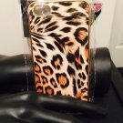 Iphone 5/5S Leopard Gold Tone Case