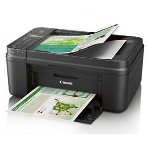 Canon USA Wireless Inkjet  AIO - All In One Black Printer