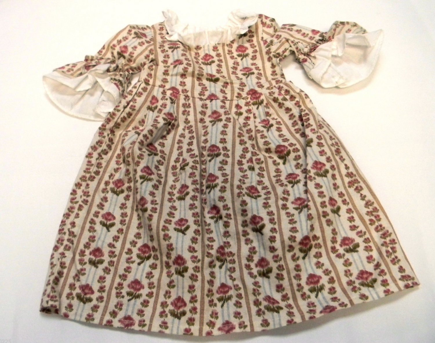 *American Girl* American Girl Pleasant Co 1993 Felicity�s Rose Garden Gown >USED