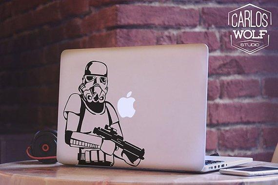 "Laptop Macbook Decal 13"" 15"" 17"""