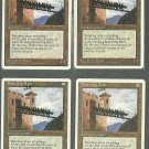 Battering Ram x4 - NM - 4th Edition - Magic the Gathering