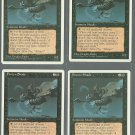 Frozen Shade x4 - NM - 4th Edition - Magic the Gathering