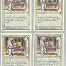 Keepers of the Faith x4 NM Chronicles Magic the Gathering