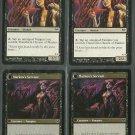 Chosen of Markov x4 NM Dark Ascension Magic the Gathering