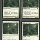 Silverclaw Griffin x4 NM Dark Ascension Magic the Gathering