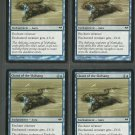 Chant of the Skifsang x4 NM Dark Ascension Magic the Gathering