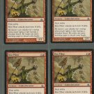 Riot Piker x4 NM Dragons Maze Magic the Gathering