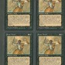 Armor Thrull V4 x4 - Good - Fallen Empires - Magic the Gathering