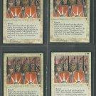 Icatian Phalanx x4 Good Fallen Empires Magic the Gathering