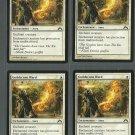 Guildscorn Ward x4 NM Gatecrash Magic the Gathering