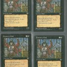 Cemetary Gate x4 Good Homelands Magic the Gathering