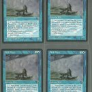 Dark Maze V1 x4 - Good - Homelands - Magic the Gathering