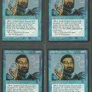 Zuran Enchanter x4 - Good - Ice Age - Magic the Gathering