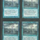 Sea Spirit x4 Good Ice Age Magic the Gathering