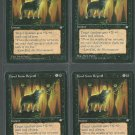 Howl from Beyond x4 - Good - Ice Age - Magic the Gathering