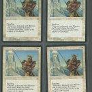 Kjeldoran Warrior x4 Good Ice Age Magic the Gathering