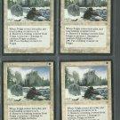 Fylgja x4 Good Ice Age Magic the Gathering