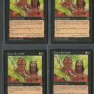 Grave Servitude x4 NM Mirage Magic the Gathering