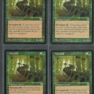 Anaconda x4 NM Portal Magic the Gathering