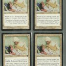 Remedy x4 NM Visions Magic the Gathering