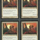 Infantry Veteran x4 NM Visions Magic the Gathering