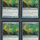Tideforce Elemental x4 NM Worldwake Magic the Gathering