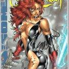 Scarlet Crush #1 Signed by John Stinsman w/COA