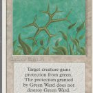 Green Ward - Good - 4th Edition - Magic the Gathering