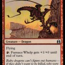 Furnace Whelp - NM - Commander - Magic the Gathering