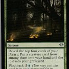 Trackers Instincts - NM - Dark Ascension - Magic the Gathering