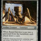 Runed Servitor - NM - Elspeth vs Tezzeret - Magic the Gathering