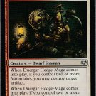Duergar Hedge-Mage - NM - Eventide - Magic the Gathering