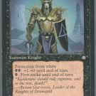 Knight of Stromgald - VG - Ice Age - Magic the Gathering
