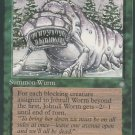 Johtull Wurm - VG - Ice Age - Magic the Gathering
