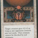 Red Scarab - VG - Ice Age - Magic the Gathering