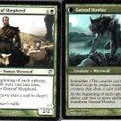 Gatstaf Shepherd/Gatstaf Howler - NM - Innistrad - Magic the Gathering