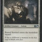 Rusted Sentinel - NM - Magic 2012 - Magic the Gathering