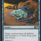 Turn to Frog - NM - Magic 2012 - Magic the Gathering